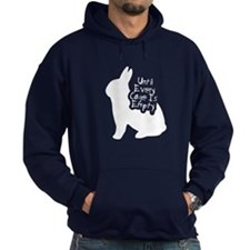 Until Every Cage is Empty Hoodie