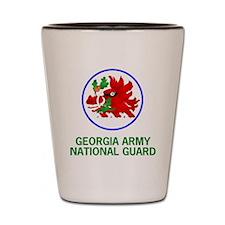 ArmyNationalGuardGATeeshirtGreen.gif Shot Glass