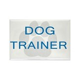 Dog Trainer Rectangle Magnet (10 pack)