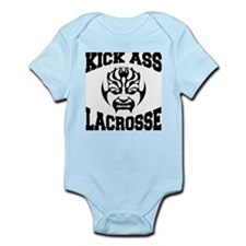 Kick Ass Lacrosse Infant Bodysuit