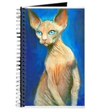 Sphynx cat 15 Journal