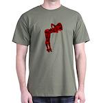 Pin-Up Green T-Shirt