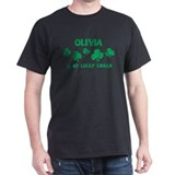 Olivia is my lucky charm T-Shirt