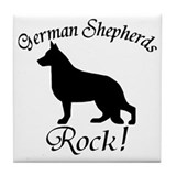 Shepherds Rock Tile Coaster