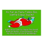 Holiday Fairy Tales Postcards (Package of 8)