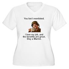 USMCHumorYouBetIR T-Shirt
