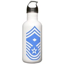 USAFFirstSergeantE8For Water Bottle