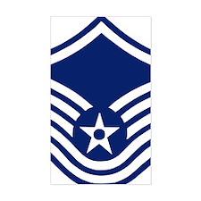 USAFMasterSergeantForCaps.gif Decal