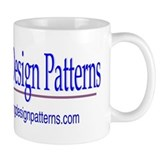 Coffee Mug: Dating Design Patterns logo