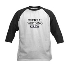 Official wedding crew Tee