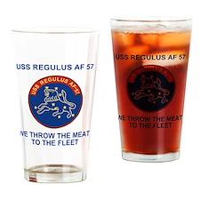 USSRegulusTeeshirt2.gif Drinking Glass