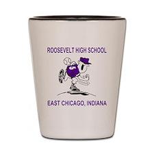 RooseveltBaseballPitcher.gif Shot Glass