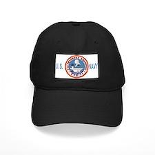 USSTheodoreRooseveltBlueMeshCap.gif Baseball Hat