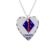 USMC1stMarineDivisionMyDaddy. Necklace
