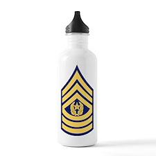 ArmyCSMDressBluesDenni Water Bottle