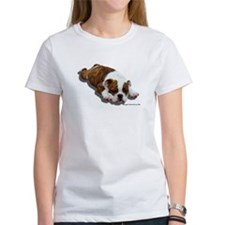 Bulldog Puppy 2 Tee