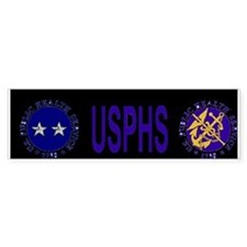 USPHS-Bumpersticker-RADM2.gif Bumper Sticker