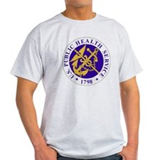 USPHSLogoSilver.gif T-Shirt