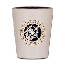 USPHS-GoldRinger.gif Shot Glass