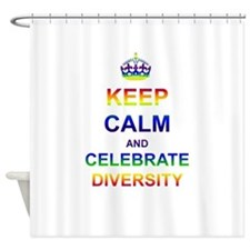 Designs-GLBT001.png Shower Curtain