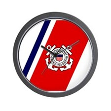 USCG-Tile-Coaster.gif Wall Clock
