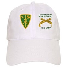 Army-42nd-MP-Bde-Coffee-Cup.gif Baseball Cap
