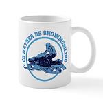 Snowmobile Mug