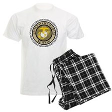USMC-Retired-Khaki-... Pajamas