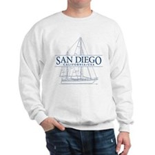 San Diego - Sweatshirt