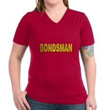 Bondsman T-Shirt (2 Sided) T-Shirt