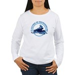Snowmobile Women's Long Sleeve T-Shirt