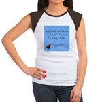 Crazy Horse Quote Women's Cap Sleeve T-Shirt