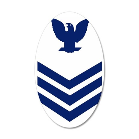 Navy-PO1-Whites-X.gif        35x21 Oval Wall Decal