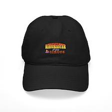 Circus Ringmaster Baseball Hat