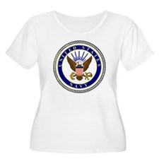 Navy-Logo-9-b T-Shirt