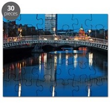 Dublin at night Puzzle