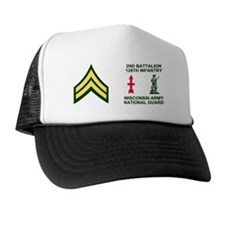ARNG-128th-Infantry-2nd-Bn-CPL-Mug.gif Trucker Hat