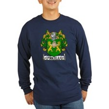 O'Reilly Coat of Arms T