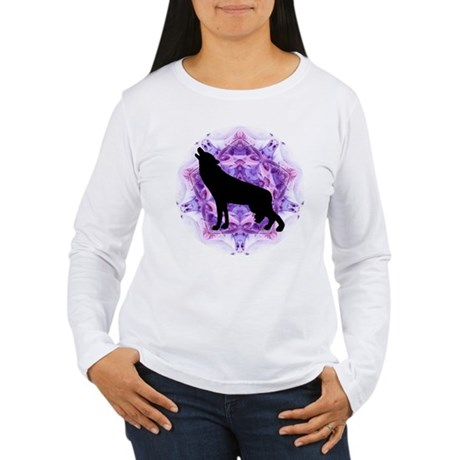 Wolf Women's Long Sleeve T-Shirt