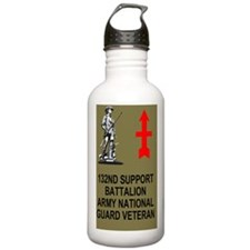 ARNG-132nd-Support-HHC Water Bottle