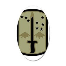 Army-172nd-Stryker-Bde-Black Wall Decal