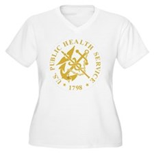 USPHS-Black-Shirt T-Shirt