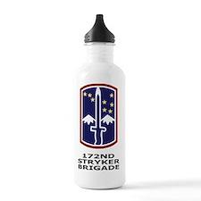 Army-172nd-Stryker-Bde Water Bottle