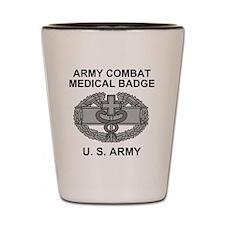Army-Combat-Medic-Shirt.gif Shot Glass