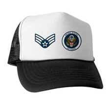 USAF-SrA-Mug-Modified.gif Trucker Hat