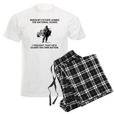 International-Guard-My-Father pajamas