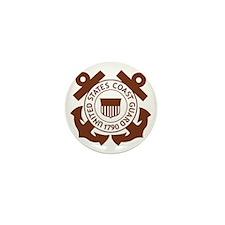 USCG-Logo-2-Brown.g... Mini Button