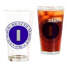 USPHS-LTJG-Cap-White.gif Drinking Glass