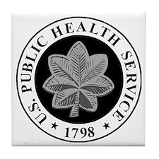 USPHS-CDR-Cap.gif Tile Coaster