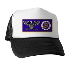 USPHS-CAPT-Nametag.gif Trucker Hat